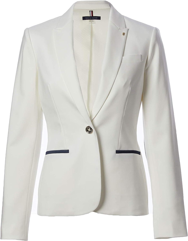Fees free Tommy Hilfiger Women's One Blazer Button shop