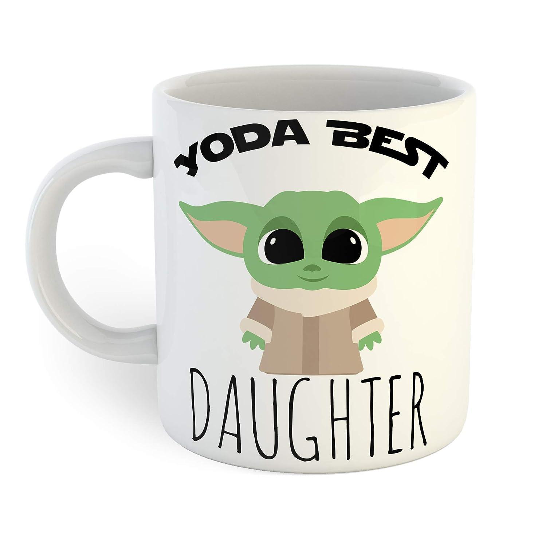 Yoda Ultra-Cheap Deals Best Daughter Mug Seasonal Wrap Introduction Coffee