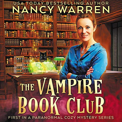 Vampire Book Club cover art