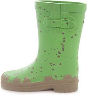 b1470a7f89 Home & Garden Green RAIN Boot Planter Flower Spring Summer Wellies Rh454