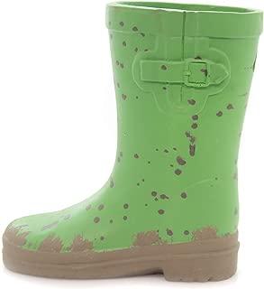 Home & Garden Green RAIN Boot Planter Flower Spring Summer Wellies Rh454