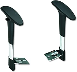 Safco Product Chair Arms for Metro Extended-Height Chair 3495 BL, Durable Polyurethane Construction, Height Adjustable