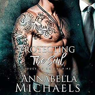 Protecting the Soul     Souls of Chicago Series, Book 3              Written by:                                                                                                                                 Annabella Michaels                               Narrated by:                                                                                                                                 Michael Pauley                      Length: 7 hrs and 45 mins     1 rating     Overall 4.0