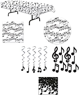 Best music note party decorations Reviews