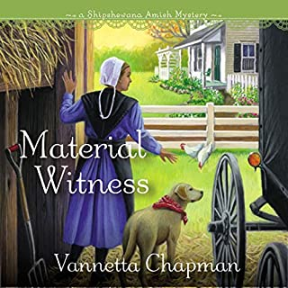 Material Witness                   By:                                                                                                                                 Vannetta Chapman                               Narrated by:                                                                                                                                 Pam Ward                      Length: 9 hrs and 14 mins     107 ratings     Overall 4.4