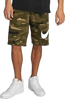 Nike Mens Shorts Small Camo Print Standard Athletic