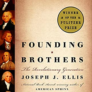 Founding Brothers cover art