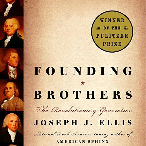 Founding Brothers  By  cover art