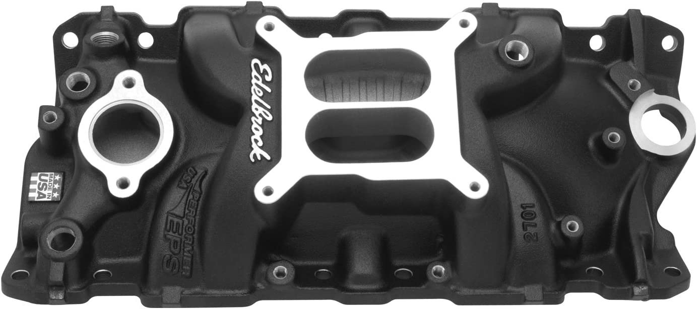 Edelbrock 27013 Limited Limited price time for free shipping Manifold Intake