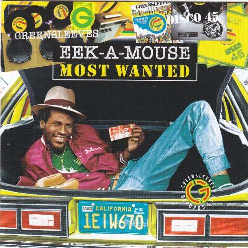 Most Wanted - Eek A Mouse