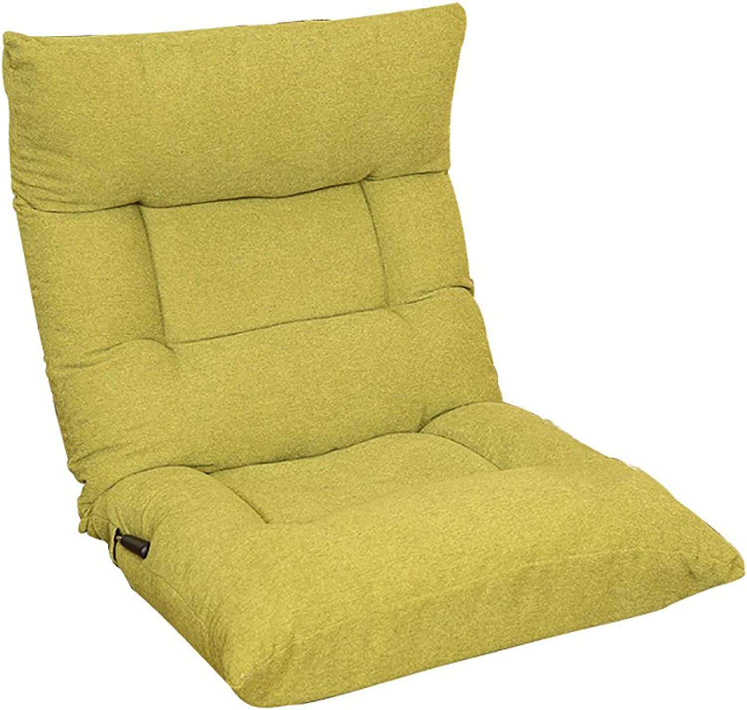 aquí tiene la última Beanbag PHTW HTZ Lazy Sofa, Dorm, Bed Back Sofa Sofa Sofa (Plegable) + (Color   Fruit verde)  perfecto
