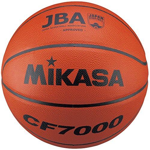 ミカサ バスケットボール検定球7号 1球 [0452]