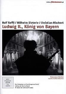 Ludwig II, King of Bavaria - 3 Films Set Ludwig II, König von Bayern / Das Schweigen am Starnbergersee / Im Ozean der Sehnsucht  Ludwig 2 NON-USA FORMAT, PAL, Reg.0 Germany