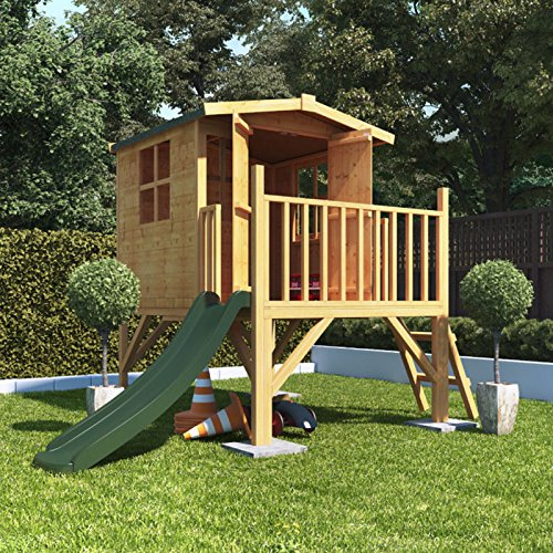 Playhouse With Slide Amazoncouk