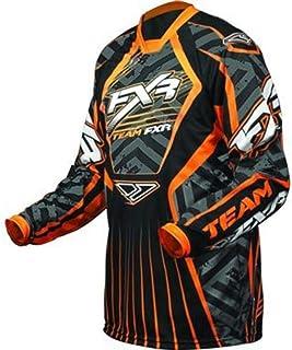 LGGJJYHMY Camiseta de Motocross FXR, Chaqueta de Motocicleta ...