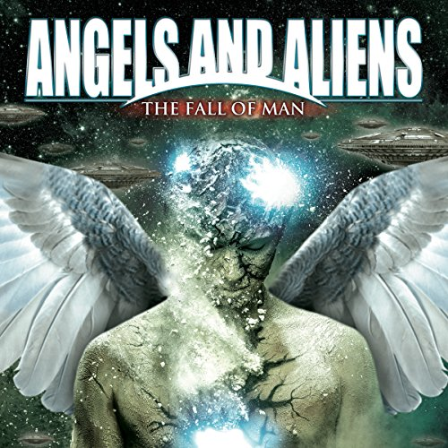 Angels and Aliens audiobook cover art