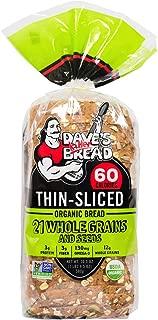 Killer Bread thin sliced 21 whole grains bread 20.5oz loaf