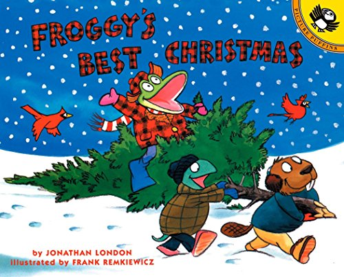 Froggy's Best Christmasの詳細を見る