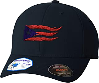 puerto rico fitted cap