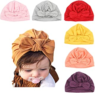 Girls Baby Cotton Cloth Turban Kont Toddler Tabbit Ear...