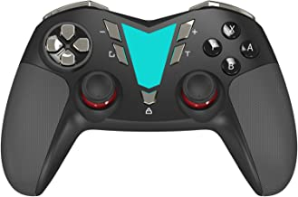 Delta essentials Bluetooth Wireless Pro Controller Gamepad for Nintendo Switch Support Rumble/Motion Control/Turbo