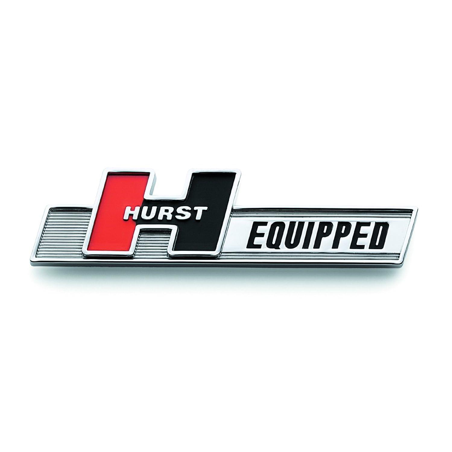 Hurst 1361000 Shifter Emblem