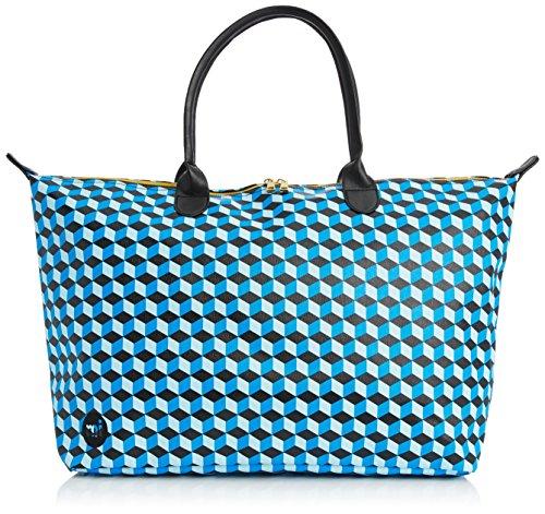 Mi-Pac Weekender Bag - Blue/Aqua