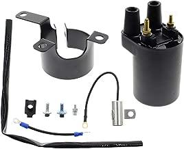 Carbhub Ignition Coil for Onan Points Models BF B43 B48 NHC CCK 166-0772 166-0804 Engine