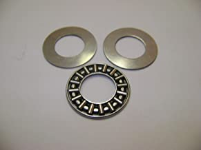 NMD NTA815 Thrust Needle Roller Bearing with Two Washers 1/2