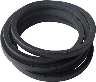 """Poweka M126009 Drive Belt 1/2""""x86"""" for John Deere Lawn Mower Replace M45254 LT155 LT166, Murray 037X80MA 37X80 37X80MA"""