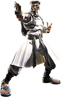 Tamashii Nations Bandai S.H.Figuarts Rashid Street Fighter V Action Figure