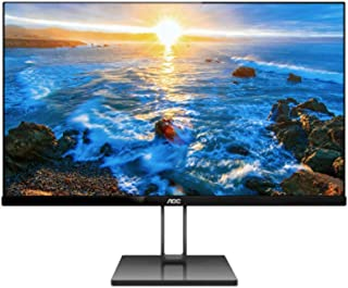 "Binglinghua AOC24V2H 24"" Full HD 1920x1080 Ultra-Slim Monitor Frameless IPS Panel"