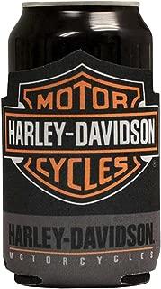 Harley-Davidson Classic Bar & Shield Can Flat Wrap Cooler and Insulator CF30280