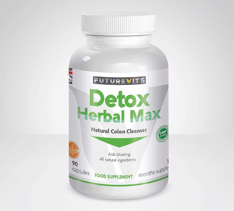 colon help detox forte dr max