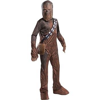 Rubies Disfraz de Chewbacca, de la película oficial de Star Wars ...