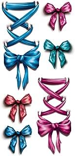 bow tie wrist tattoo