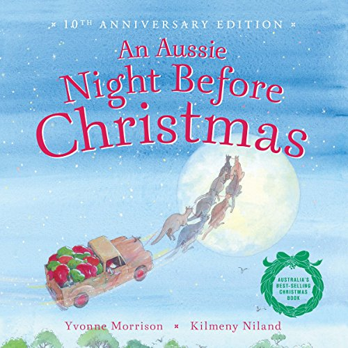 An Aussie Night Before Christmas cover art