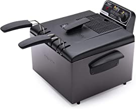 PRESTO 05489 Pro Deep Fryer Blk Stainless