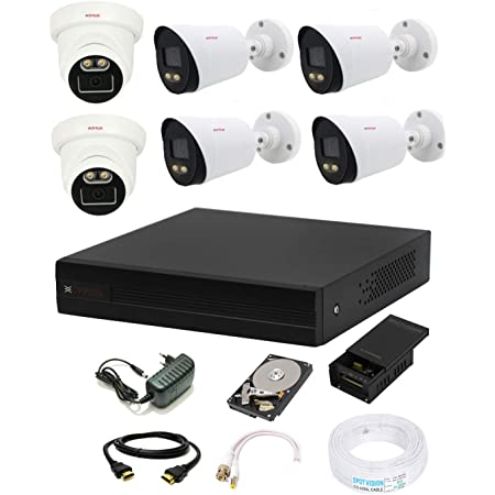 CP PLUS Wired 1080p HD 2.4MP Security Camera