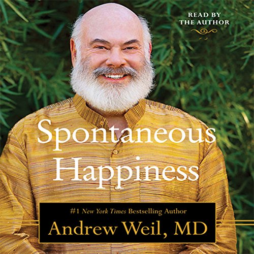 Spontaneous Happiness audiobook cover art