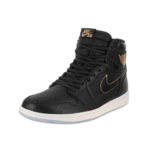 cbccf68fc940 Gold and Black Jordan: Amazon.com