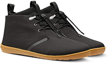 Vivobarefoot Gobi Ii Utility, Mens Winter Lace Up Desert Boot with Durable Barefoot Sole