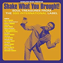 Shake What You Brought! Soul Treasures From The Sss International Label (Gold Vinyl)