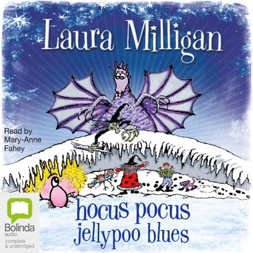 Hocus Pocus and the Jellypoo Blues cover art