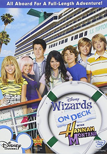 Wizards On Deck With Hannah Montana / (Full Dol) [DVD] [Region 1] [NTSC] [US Import]