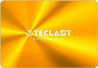 TECLAST SSD 内蔵 240GB 2.5インチ 3D NAND採用 SATA3 6Gb/s 7mm PS4動作確認済 金属製の筐体 日本語取扱説明書付き 3年保証 国内正規代理店品