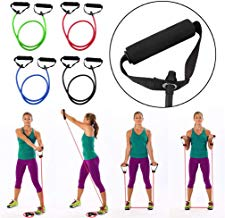 Cuerda elástica de resistencia para ejercicios de yoga, pilates, entrenamiento