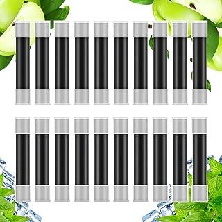 プルームテック Ploomtech カートリッジ 再生 PloomTech シーテックカートリッジ 互換 純正タバコカプセル対応 アトマイザー 爆煙 グリーンアップル メンソール 青アップル 青リンゴ HECCO (20)