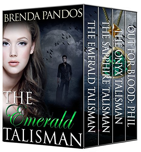 Download The Talisman Series: Books 1-3 (includes a Bonus Novella) (English Edition) B013KQSHYG