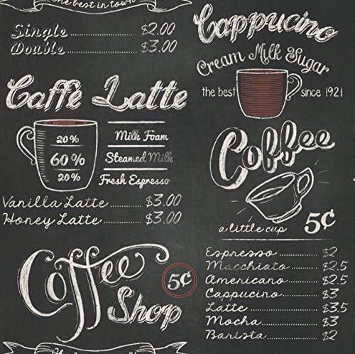 Coffee shop wallpaper _image0